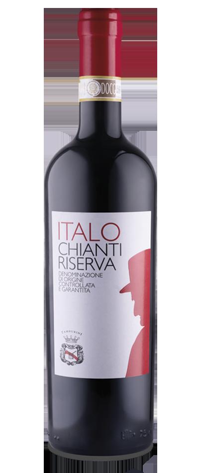 Italo Chianti wine