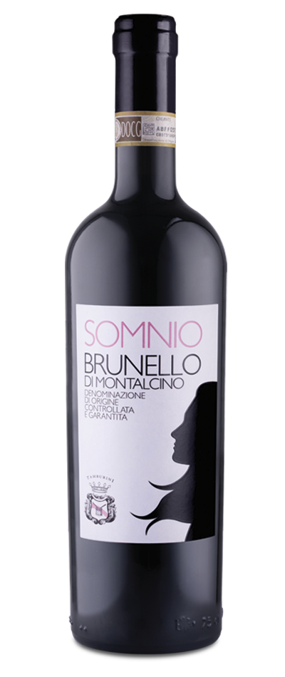 Somnio Brunello wine