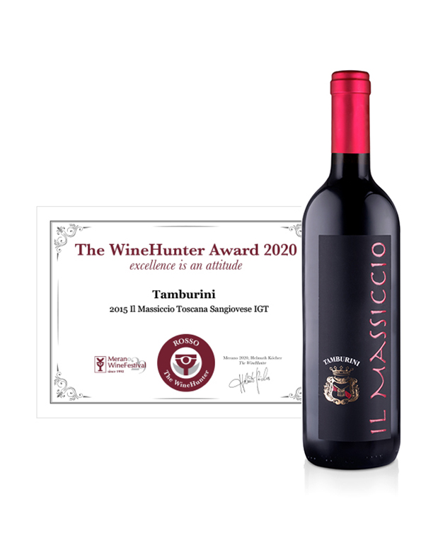 The Winehunter Award 2020 - Il Massiccio